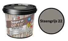 Sopro Bauchemie DesignFuge Flex DF10 steengrijs 1062-43