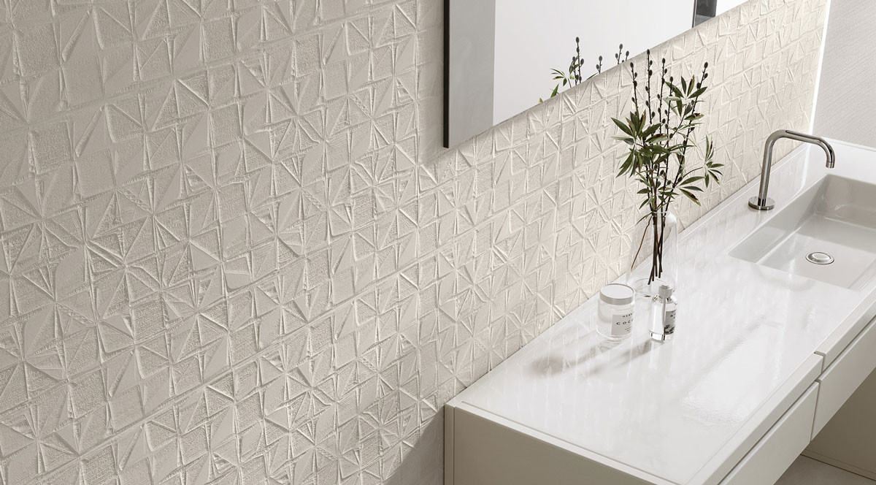keraben am groove concept art sand 40x120 detalle Badezimmer