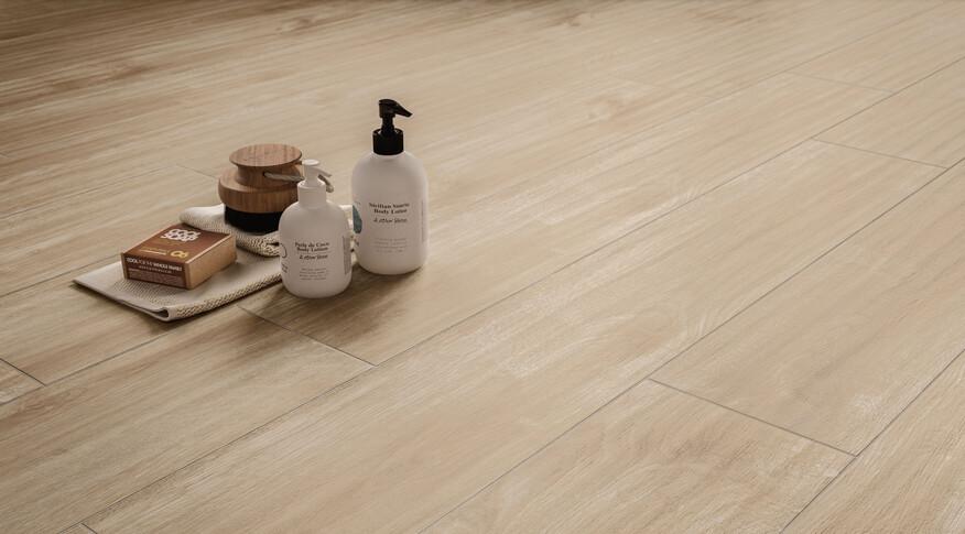 Villeroy & Boch Oak Park Crema Detail Boden
