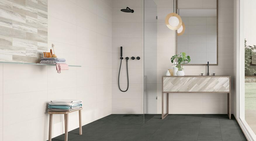 Agrob Buchtal Lasa Cemento softweiß 30x60