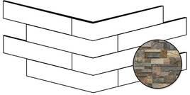Novabell Brickup Quarzite Mix 25x49cm BKPA62
