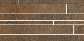 Sant Agostino Oxidart Copper 22.5x45cm CSAMUOCO45