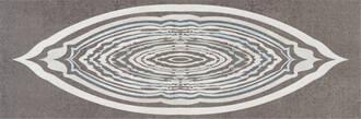 Agrob Buchtal Pasado grijs-bruin multicolor 25x75cm 371744